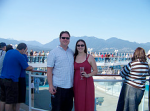 Leaving Vancouver on the Island Princess