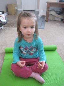 3-20-13 Yoga Girl