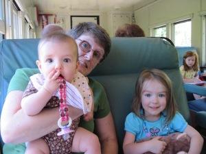 8-6-13 Train w Gma