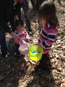 4-19-14 M and S egg hunt