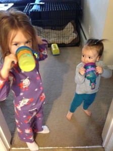 4-30-14 sisters w sippies