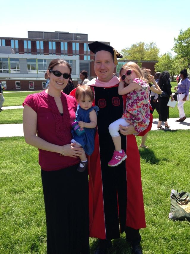 5-17-14 Graduation family