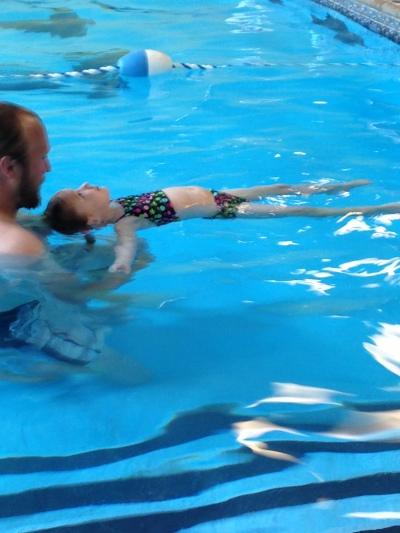 7-30-14 S swim lesson