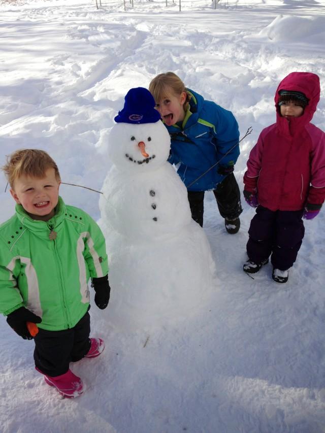 11-28-14 Snowman