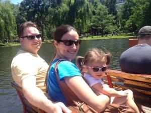 07-03-15 Swan Boat Ride 1