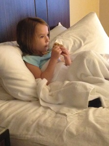 07-26-15 M NYC Cookies in Bed