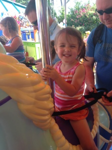08-14-15 Sesame Place S Carousel